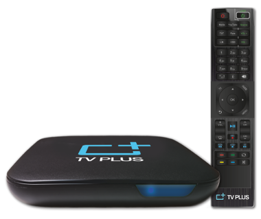 TV-PLUS Set-Top-Box